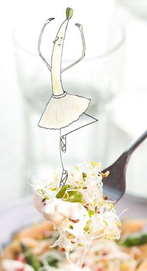 Pasta-germogli-alfalfa