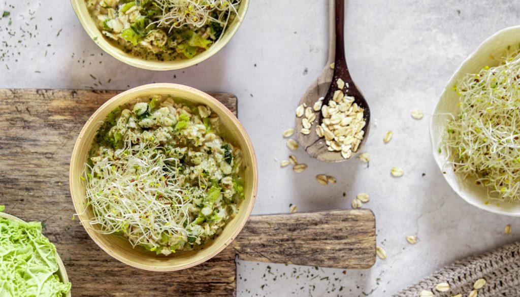 porridge-salato-con-germogli-alfalfa-2
